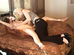 Lesbian thief tube porn video
