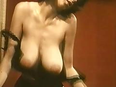 MRS ROBINSON - vintage nylons stockings striptease big boobs tube porn video