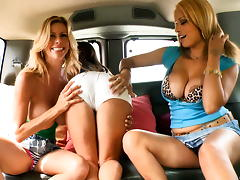 Invasion of the BangBros pornstars tube porn video