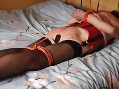 Amateur slave Extreme   Chained tube porn video