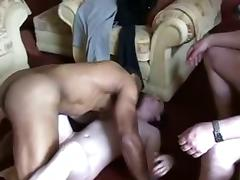 Horny amateur mature threesome tube porn video