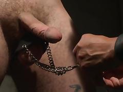 Gay BDSM along horny Ruckus tube porn video