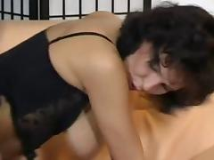 Busty german mature nailed by a younger cock tube porn video