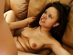 Annie Cruz milks cock tube porn video