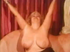 Solo #70 Busty Blonde BBW Mature (Vintage) tube porn video