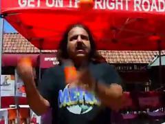 Ron Jeremy on Tour tube porn video