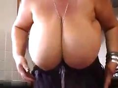 Fat Mature With Huge Milky Boobs R20 tube porn video