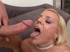 She screams with pleasure while getting pounded hard from behind tube porn video