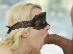 Pretty Aaliyah Love served with a black cock tube porn video