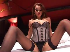 Daisy Marie Lingerie tube porn video