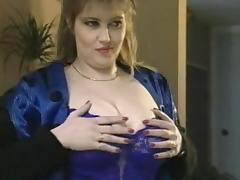 Framboise with big tits fucks with Harry Morgan tube porn video