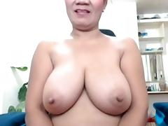 Pinay Camgirl Granny Rubs Pussy tube porn video
