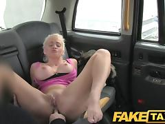 FakeTaxi Finland beauty with tits to die for tube porn video