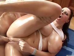 Oil Overload Gianna Michaels tube porn video