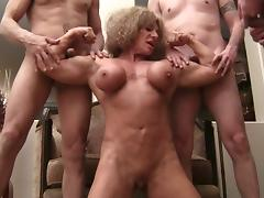 Muscle bitch Queen (1 of 4) tube porn video