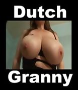 Dutch Granny tube porn video