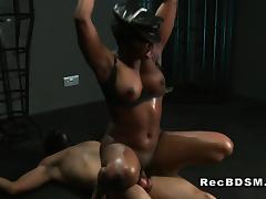 Ebony mistress interracial femdom bdsm ethnic tube porn video