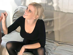 Vanessa Vixon Milks Her Roommate with CBT Fun tube porn video