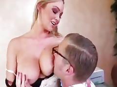 Abbey gets banged at the office tube porn video