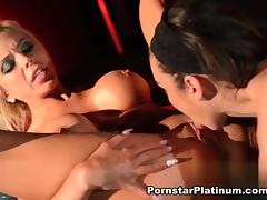 Tiffany Tyler with Puma Swede & Nina Elle tube porn video