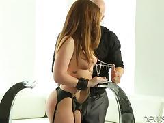 slutty maddy sucks a guy's dick @ twisted fantasies - daydreams tube porn video