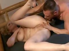 Busty German Mom Loves beautiful Guys... tube porn video