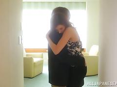 Kissing this intensely beautiful girl and fucking her cunt tube porn video
