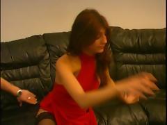 Maya Ababadjani from Denmark tube porn video