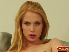 MAGMA FILM Anal German babe flashes in public tube porn video