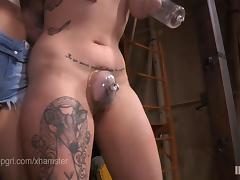 Lezdom Mona Wales Dominates Big Breasted Persian Arabelle R. tube porn video