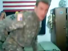 Gunspunk in and out of Uniform tube porn video