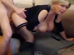 German MILF from (DateMilfs) Gets Fucked tube porn video