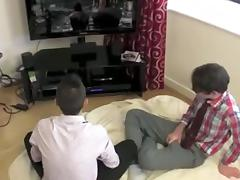 Passionate butt-fucking in gay porn big dick clip tube porn video