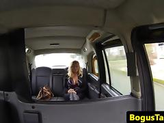 Bigtitted amateur sucking brit taxi cock pov tube porn video