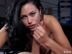 Big Tits In Sports: Below the Belt. Aryana Augustine, Bill Bailey tube porn video