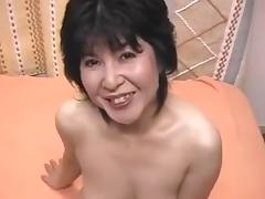 Japanese Mature sexy woman tube porn video