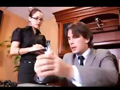 Hot sex in the office tube porn video