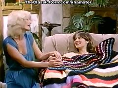 Ron Jeremy, Nina Hartley, Lili Marlene in vintage porn clip tube porn video