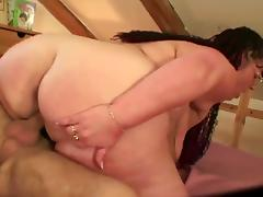 BBW Granny Can Catch A Dick Whenever She Wants tube porn video