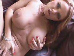 Horny Janet Mason with excellent forms got black dick tube porn video