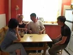russian old young and mature orgy tube porn video