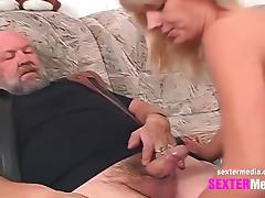 Der fette Alte Sack und das Teen Girl tube porn video
