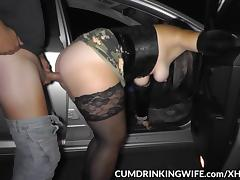 Be the next in line to fuck this naughty slutwife tube porn video