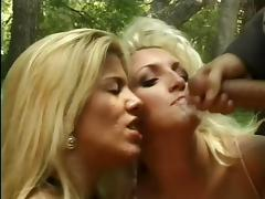 Blonde Facial Triple Cock Date ASHLEY ANNE 2nd Half of vid tube porn video