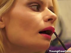 Interracial courtesan fucking tube porn video