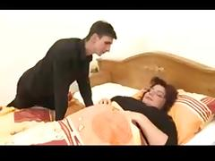 Big boobs xxx video shows mature slut fucking tube porn video