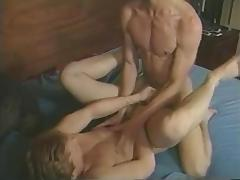 Vintage gay hunk porn with two hot blokes boning tube porn video