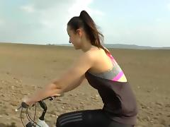 Juvenile-Devotion - Outdoor sex after a Bike Trip - HD tube porn video