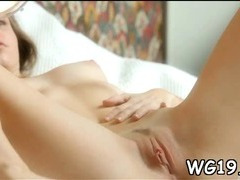 Beauty shows her delights tube porn video