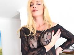 Stunning Kayden Kross has an amazing POV anal fuck tube porn video